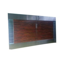 LS 516 Stainless Steel Gate