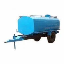 Mild Steel Water Tanker