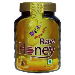 Superbee Raw Honey Premium Quality 100% Natural,500 G