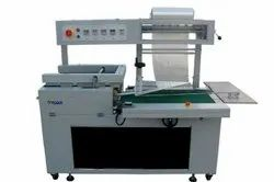 Porous Plastic Automatic L Seal Cutting Machine, For Industrial, Model Name/Number: Ps-5640 Lg