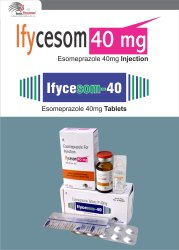 Esomeprazole 40 Mg Injection