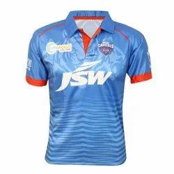 Delhi Capitals DC IPL Jersey