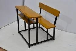 School Wooden Benches
