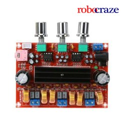 2.1 Channel Digital Subwoofer Amplifier Board