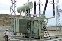 63 Kva To 10, 000 Kva Three Phase Crompton Greaves Distribution Transformers