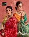 Kessi Shagun Banarasi Silk Saree Catalog