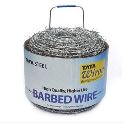 Galvanized Iron Barbed Wire, For Fencing