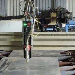 Steel CNC Plasma Cutting Services