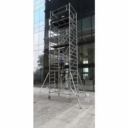 50 ft Aluminum Mobile Scaffold Tower