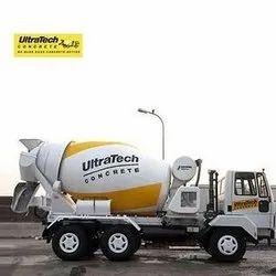 Gray Ultratech Ready Mix Concrete Price