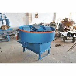250 Kg Pan Concrete Mixer