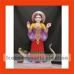 Marble Khodiyar Maa Statue