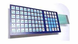 Custom Made Functions Membrane Keypad