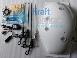 Plastic Reusable Virtual Endo Trainer, Camera & Viewing Screen, For Clinical Purpose