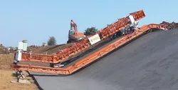 Concrete Canal Paver Finisher Machine