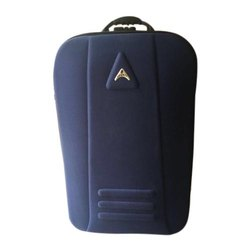 Blue Trolley Bag, For Travelling, Size: 65 Cm