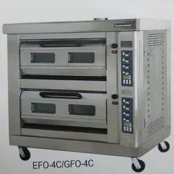 Toastmaster Double Deck Four Tray Gas Oven - GFO4C For Bakery
