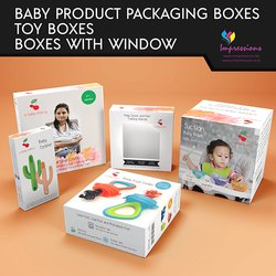 Baby Toys Packaging Box