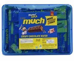 Mama Loca Much More Crispy Crunchy Chocolate Wafer