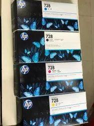 HP 728 300ML  Ink Cartridge (Colour : Matte Black, Magenta, Yellow, Cyan)