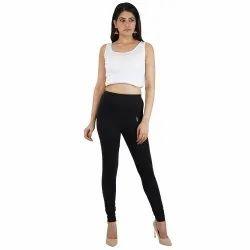 Jolie Robe Cotton Lycra 4 Way Stretchable Leggings