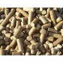 Biomass Mustard Briquettes