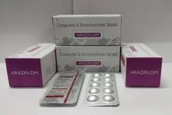 Dimenhydrinate Cinnarizine Tablet