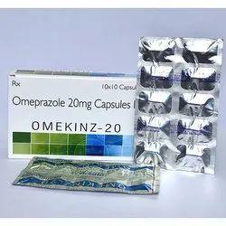 Omeprazole 20 mg Capsules IP