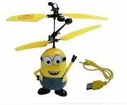 Playground Equipment Plastic Control Aircraft Toy Sky Hero, Child Age Group: 5-10 Years