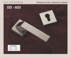 STAINLESS STEEL MORTISE HANDLE RANGE