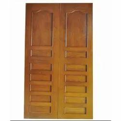 Interior Sagwan Wood Door