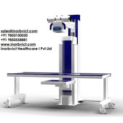 PZ Medical 50-60 Hz 3543A Retrofit Digital X Ray Machine