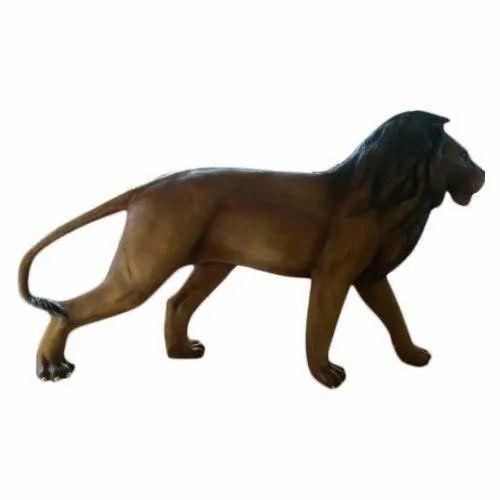 FRP Lion Statue, For Decor
