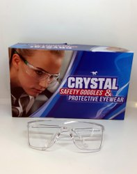 Safety Goggle Crystal