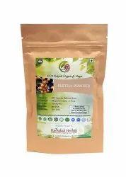 Sapindus Mukorossi Fruits Organic Reetha Powder, Packaging Size: 100g