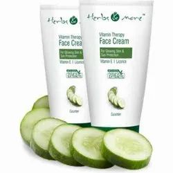 Vitamin Therapy Unisex Herbal Face Cream, Type Of Packaging: Tube, Packaging Size: 60 Gm