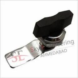Panel Lock With Nylon Knob, Packaging Size: 20 Pcs