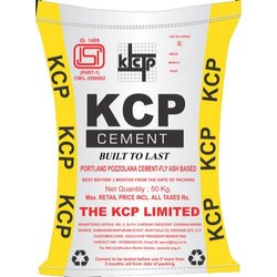 KCP Pozzolana Portland Cement