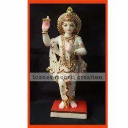 2.6 Feet Krishna Statue
