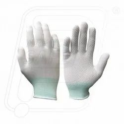Lint Free Nylon Hand Gloves