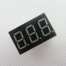 0.36 Inch 3 Digit 7 Segment Display