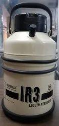 IR-3 Liquid Nitrogen Container
