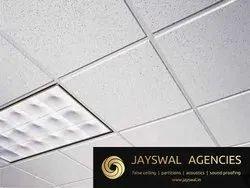 Acoustic Mineral Fiber Ceiling Tile