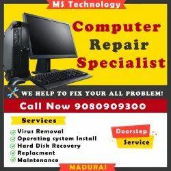 Laptop Software Computer Repairing Services, RAM