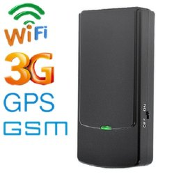 Portable Signal Jammer GSM 3G WiFi GPS Device