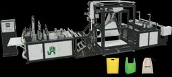 Automatic Non Woven Bag Making Machine - Double Line