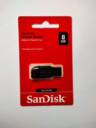 8gb Sandisk Pen Drive New