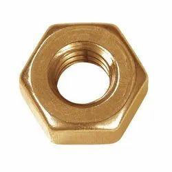Brass Hex Nut 3MM