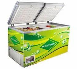 Western Deep Freezer WHF 425H, Capacity: 440 Ltr