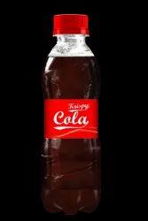 krispy Black Cola Cold Drink Cola Soda, Packaging Size: 250 ml, Packaging Type: Bottle